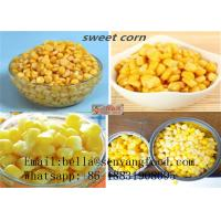 Buy cheap Yellow Canned Sweet Corn in Tin Canned Food from wholesalers