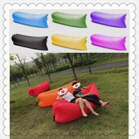 Buy cheap Fast filling waterproof Inflatable lazybag hangout lamzac laybag product