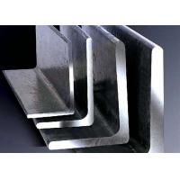 Buy cheap L Shape Metal Hollow Section  Welded Stainless Steel Angle Iron 1.25#-25# from wholesalers