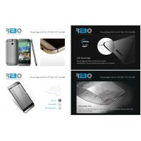Buy cheap Shatter Proof High Clear Tempered Glass Screen Protector HTC One from wholesalers
