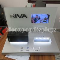 Buy cheap Mini Speaker Counter Display Units With Point Of Sale LCD Screen from wholesalers