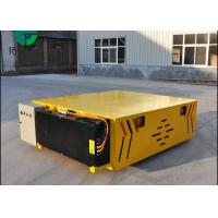 Buy cheap 31 t industrial die handling cart powered by72v  lithium battery from wholesalers