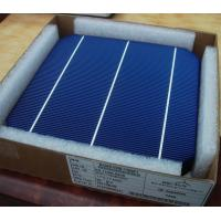 Buy cheap 156*156mm mono solar cells with 3BB, high efficiency high quality for sale from wholesalers