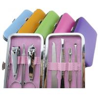 Buy cheap Colorful Personal Care Tools Nail Scissors Nail Clippers Kit 6 PCS from wholesalers
