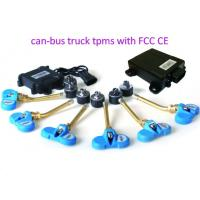 Buy cheap CAN Bus Module TPMS for Motorsport Team and Race Vehicles, truck integrated TPMS with CAN-BUS protocol product