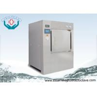 Buy cheap Saturated Steam Double Door Autoclave With Safety Door System from wholesalers