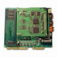 Buy cheap PCB Assembly with 0.3mm Pitch and 550 x 350mm PCB Maximum Size from wholesalers