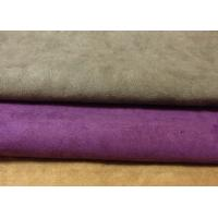 Buy cheap Synthetic suede fabric from wholesalers