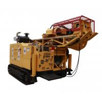Buy cheap CSD1800X Mining Hydraulic Drilling Rig 179KW , BS / NS / HS / PS Rod from wholesalers