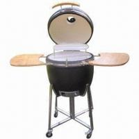 Buy cheap Ceramic BBQ Grill/Big Green Egg with Fashionable Model from wholesalers