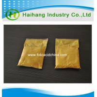 Buy cheap Hot sale high quality food grade USP 36 folic acid with 96% min. from wholesalers
