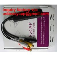 Buy cheap USB Video Grabber USB Ezcap DC60++ Mac easycap capture Vista Win7 Windows7 64bit from wholesalers