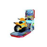 Indoor Amusement Racing Arcade Machine Emulator Kids Motor Racing Game Machine