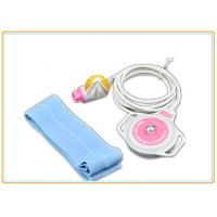 Buy cheap High Performance Philips TOCO Probe , Soft Toco Transducer Fetal Monitoring from wholesalers