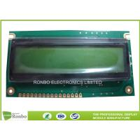 Buy cheap COB STN 16x2 Character LCD Display With 6800 Interface / IC ST7066U from wholesalers