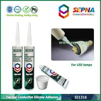 China Quality One Component Thermal Conductive Silicone Sealant for Electronic Industry SI1316 on sale