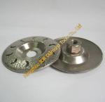 Buy cheap Vacuum Brazed diamond grinding disc from wholesalers