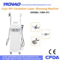 Buy cheap Effective Cryolipolysis RF Fat Freezing Body Fast Beauty Slimming Machine(YCBH-07) from wholesalers
