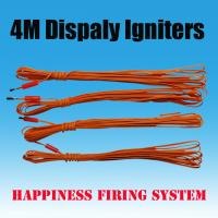Buy cheap 4 Meter length professional fireworks igniter / fireworks electric igniter/ ematches from wholesalers