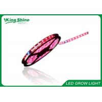 Buy cheap Red and Blue 72W Flexible Led Strip Grow Lights Hydroponic Plant Growth Lighting product