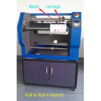Buy cheap Roll to Roll Label Digital Cutter Using Blade to Cut Labels from Paper Sticker from wholesalers
