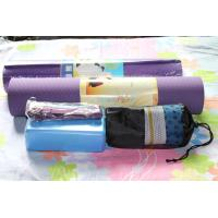 Buy cheap yoga accessories set with yoga mat,yoga towel ,yoga block, yoga strap-yoga props set from wholesalers