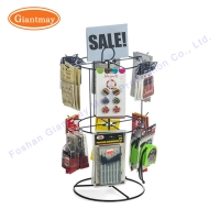 Buy cheap Phone Accessories,Key Chain Stand Counter Display With Hook from wholesalers
