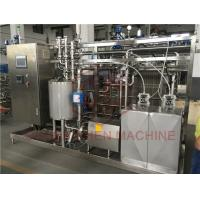 Buy cheap Small Fruit Juice Processing Equipment With Autoclave Sterilization Process from wholesalers