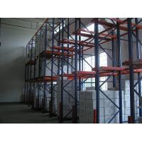 Buy cheap Pallet Forklift trucks Drive In Racking for homogeneous low - rotation products from wholesalers