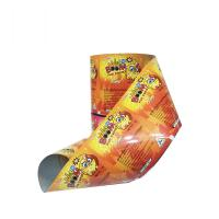 Buy cheap High quality plastic film lollipop candy wrappers from china factory from wholesalers