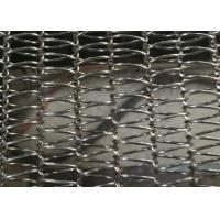 Buy cheap 316 Stainless Balanced Weave Conveyor Belts For Drying / Drying / Conveying Products from wholesalers