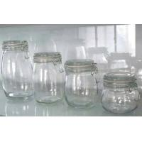 Buy cheap vms125-4pcs glass canister from wholesalers