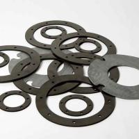 Buy cheap Food- grade M3 silicone rubber gasket for plate heat exchagner and air cooler product