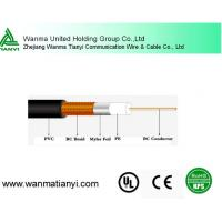 Buy cheap 50ohm solid copper coaxial cable rg213 from wholesalers