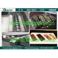 Buy cheap Sesame seed Cereal Bar Making Machine from wholesalers