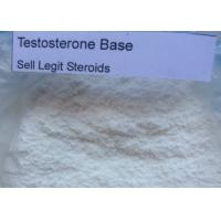 Buy cheap High purity 99.7% Testosterone Base Factory price with safe delivery CAS NO.58-22-0 from wholesalers
