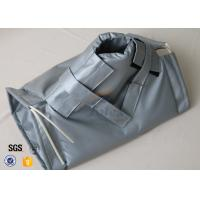 Buy cheap Thermal Insulation Jacket Industrial Valve Exhaust Insulation Cover 260℃ from wholesalers