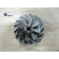 Buy cheap HX35 H1C Turbocharger Turbine End Aluminum Wheel 54mmX83mm product