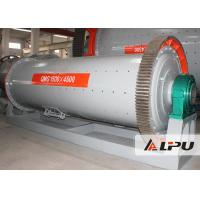 Horizontal Gold Mining Ball Mill For Grinding Gold Clacite Potash Feldspar