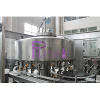 Buy cheap PET Plastic Bottle Cold Filling Production Line For Carbonated Beverage Drink from wholesalers