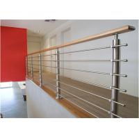 Buy cheap Home Prima Stainless Steel Railing No Welding Installation , Anti Corrosion from wholesalers