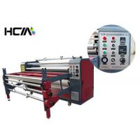 Buy cheap Textile Rotary Heat Transfer Machine Sublimation Oil Relible High Speed from wholesalers
