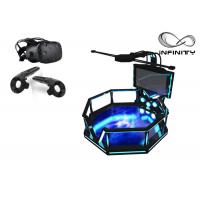 Buy cheap Virtual Reality Space Walking VR Battle Machine / VR Shooting Gmae Simulator from wholesalers