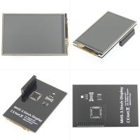 Buy cheap 3.5'' Raspberry Pi LCD Display 125MHz SPI Signal Input To Play Video / Game Smoothly from wholesalers
