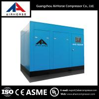 Buy cheap Industrial High Quality Direct driven Screw Air Compressor machine prices 150HP product