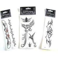 Buy cheap Eco-friendly temporary tattoo sticker safty customized for windows, mirror,  wall from wholesalers