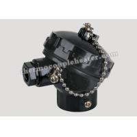 Buy cheap  Thermocouple Connection Head with Bakelite Material / Internal Threads from wholesalers