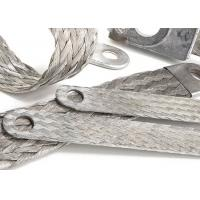 Buy cheap Electric Installation Tinned Copper Braid Shield , Emi Braided Sleeving RoHS from wholesalers