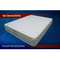 Buy cheap Rolled Packed Pocket Spring Mattress product