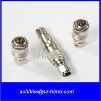 Buy cheap M12 HR10A-10P-12P Hirose connector male and female solder pin from wholesalers